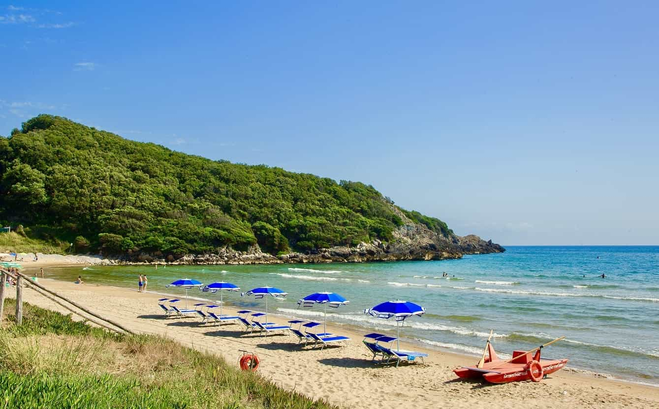 Gaeta-Spiaggia San Vito