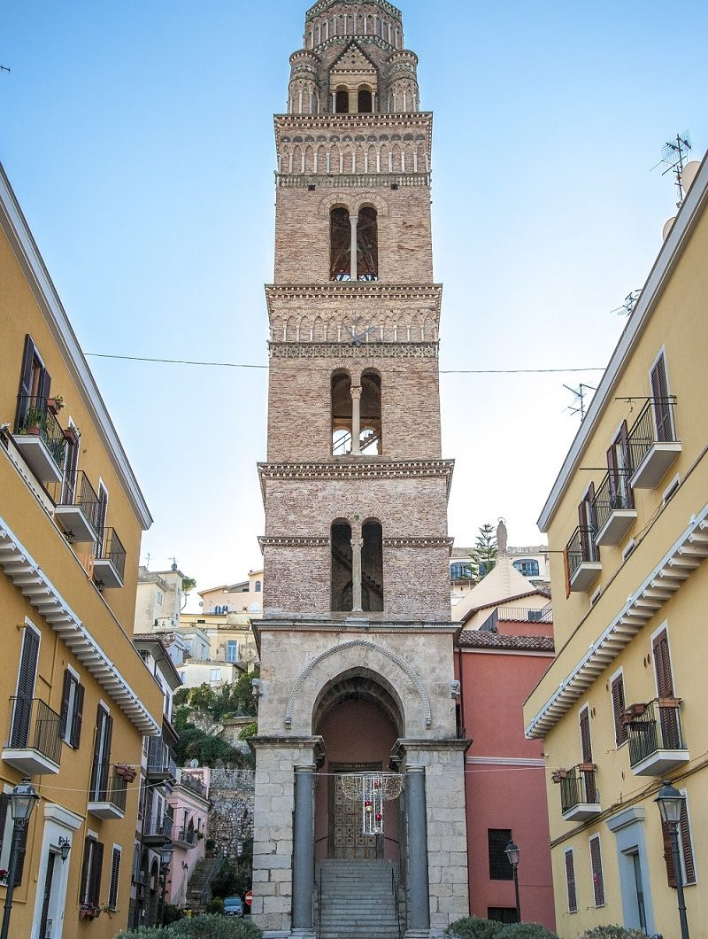 Campanile della cattedrale di Gaeta
