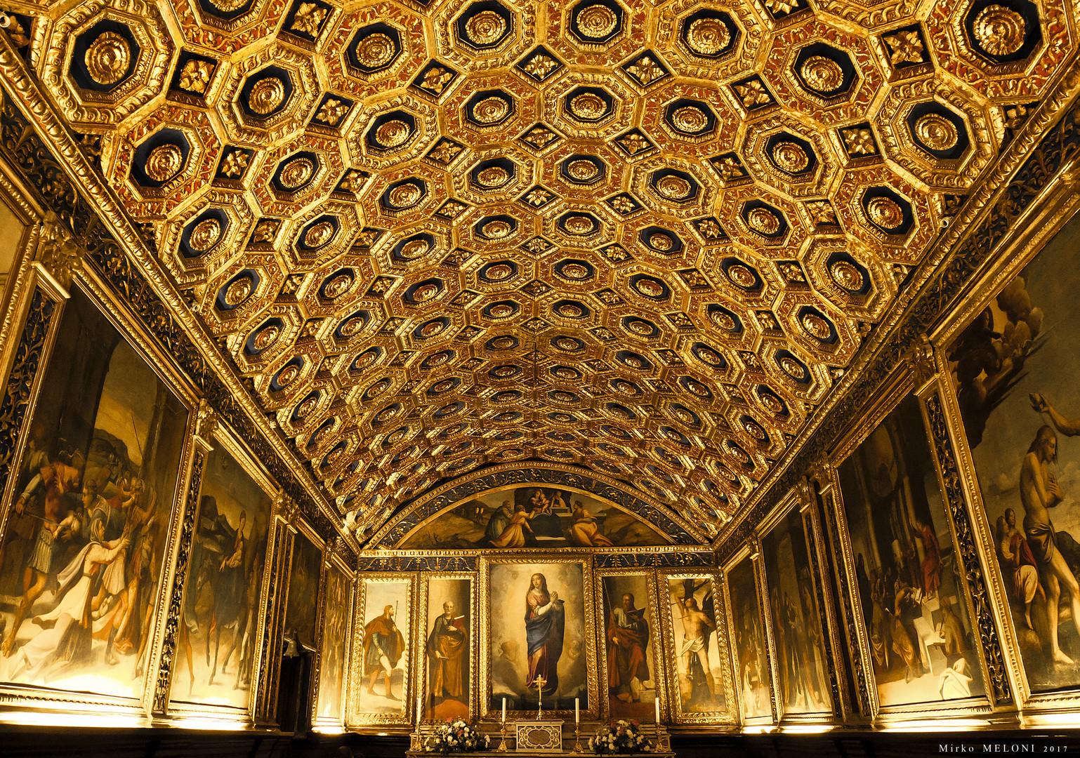 Cappella d'oro
